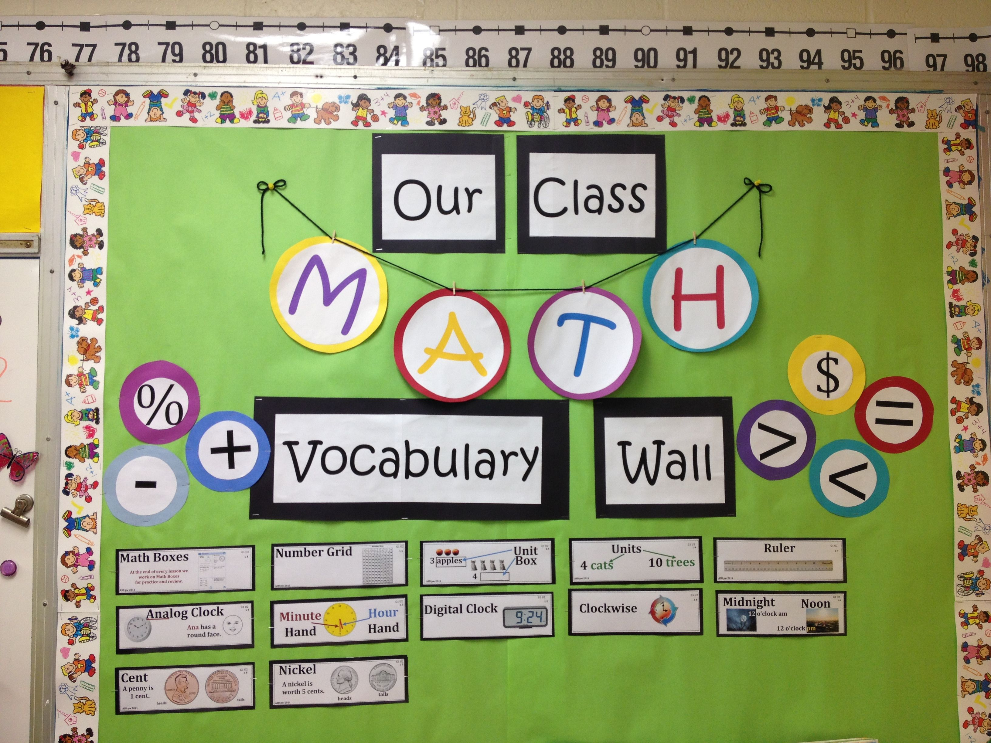 mathematical terminology simplified for classroom use Math vocabulary words help students understand the foundational principles taught in each math concept of course, students need to know the meaning of basic math terms before they can learn how to apply them to math principles.