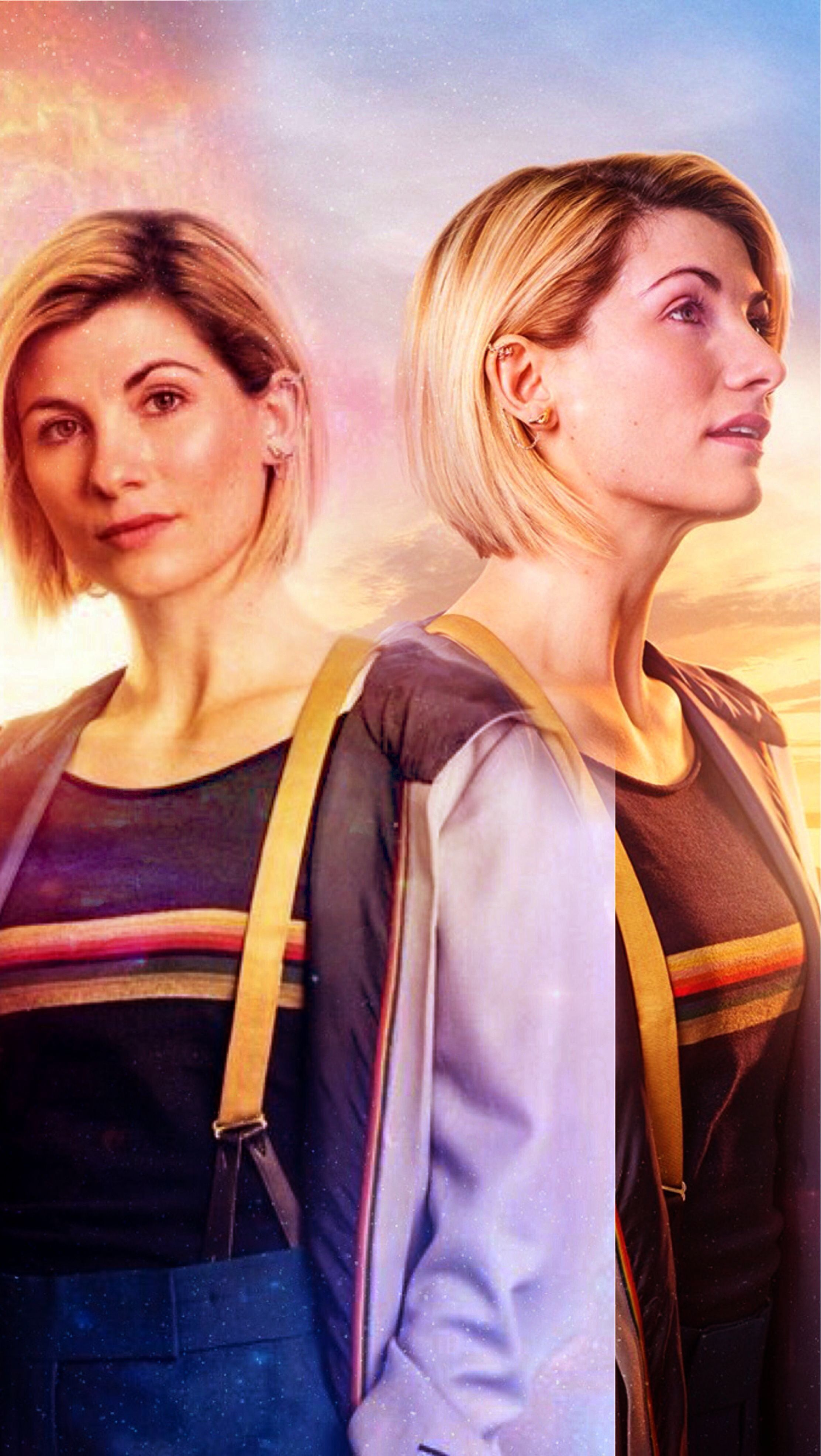 13th Doctor Sunset Iphone Wallpaper Doctor Who Doctor Who Wallpaper