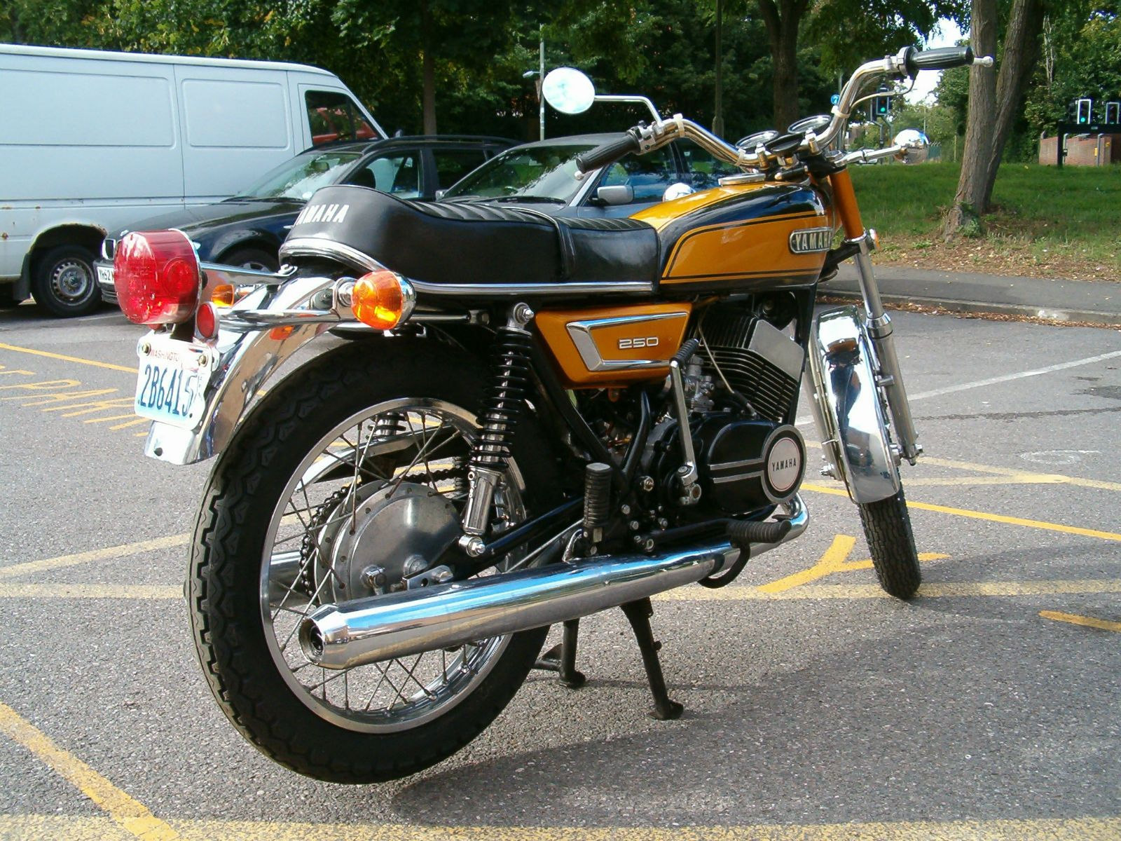 Yamaha YDS7/RD 250   eBay   Motorcycle stuff   Yamaha bikes