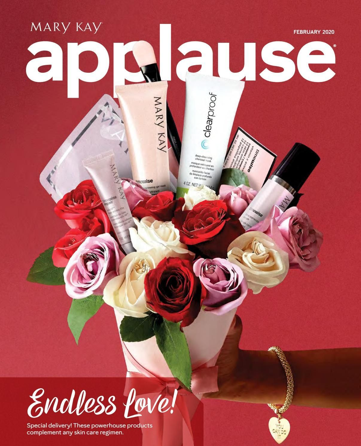 Applause For January In