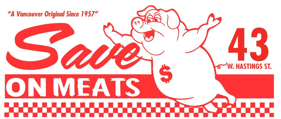 Save On Meats! As seen on Diners, Driveins and Dives