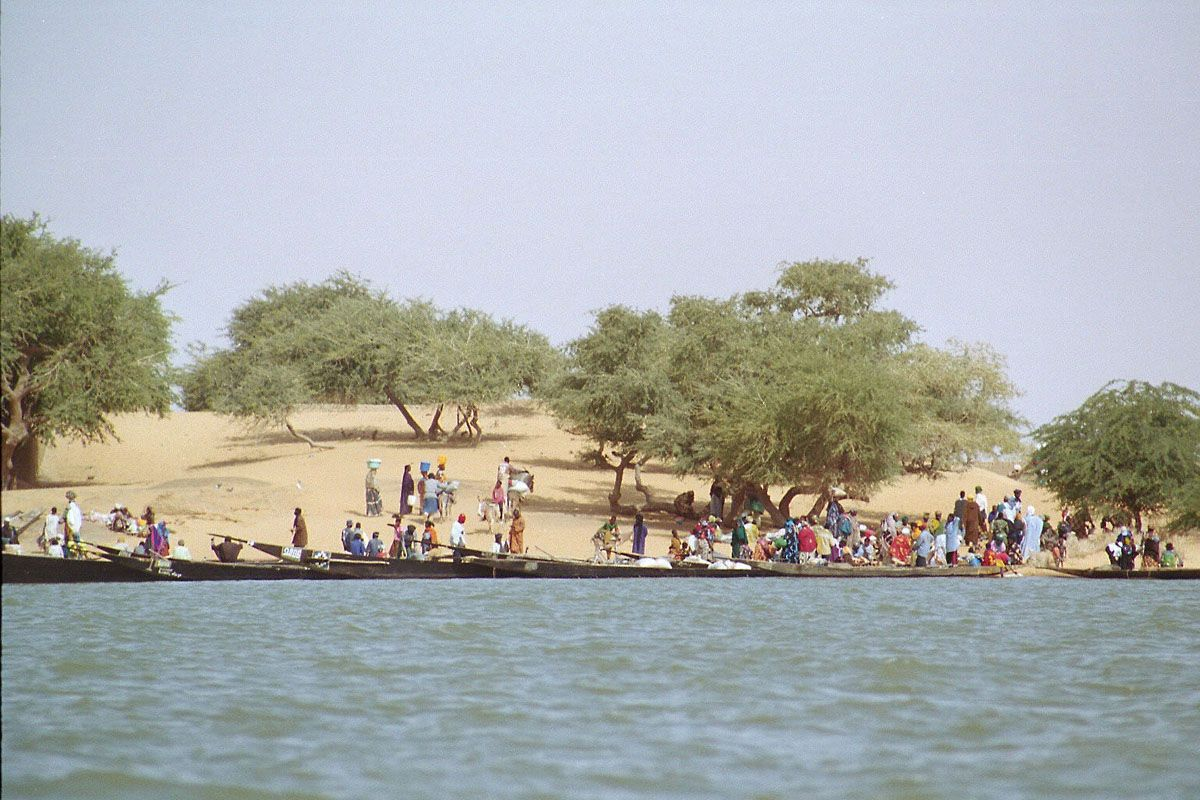 Niger River - The Niger River is the principal river of ...