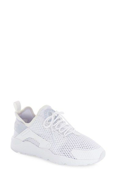 Nike 'Air Huarache Run Ultra Mesh' Sneaker (Women) available at #Nordstrom  | Fitness Gear and Sneakers | Pinterest | Nike air huarache, Sneakers women  and ...