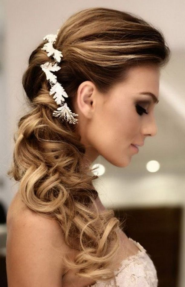 120 Most Classic Bridal Wedding Hairstyles To Inspire Your Big