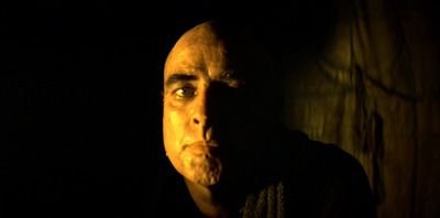 """APOCALYPSE NOW{JUST ONE OF MANY REASONS WHY BRANDO IS THE GREATEST ACTOR EVER}...ONE CINEMA'S GREATEST SCENES IS FROM """"APOCALYPSE NOW"""" > MARLON BRANDO ASKS SHEEN:""""ARE YOU AN ASSASSIN?"""" SHEEN SAYS:""""I'M A SOLDIER"""" BRANDO RESPONDS: """"YOUR NEITHER,YOUR AN ERRAND BOY SENT BY GROCERY CLERKS TO COLLECT A BILL""""... A TRUE ACTING CLINIC INDEED...."""