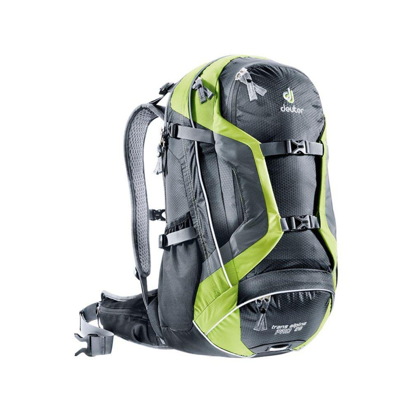 Você conhece a mochila Trans Alpine, da Deuter?