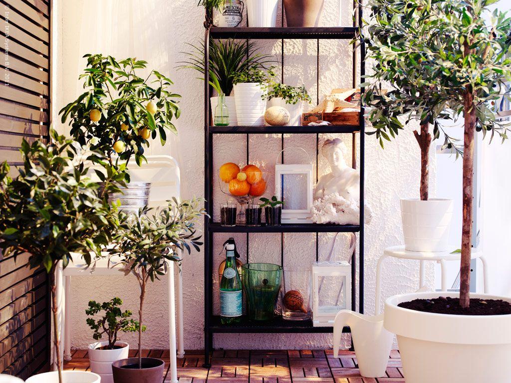 Flytta ut på balkongen!   Redaktionen   inspiration från IKEA