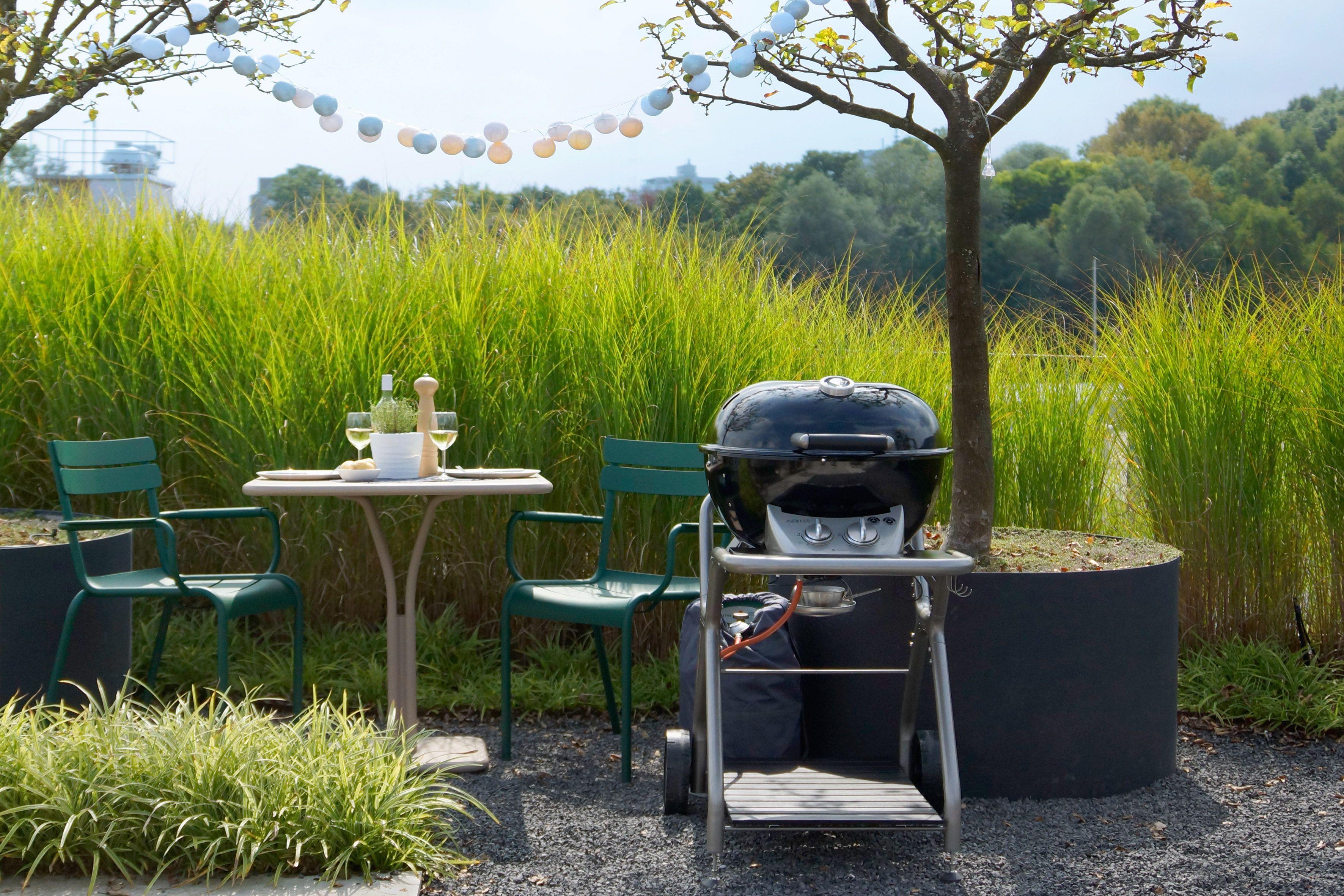 Outdoorchef Ascona 570G Black gas barbecue
