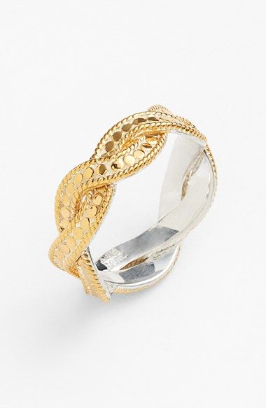 5cfe497a5 Anna Beck 'Gili' Twisted Ring available at #Nordstrom   oh what to ...