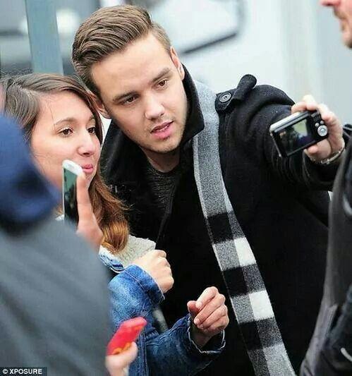 Liam com carinha de bebe coisa  mais linda do mundo