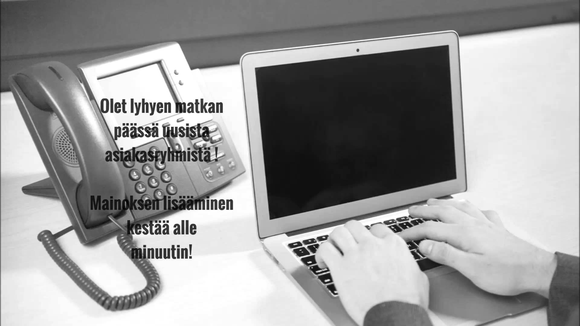 Easysave.fi - sähköinen mainosratkaisu pilvestä! TUTUSTU! Myös ilmaistaso! Katso video heti!