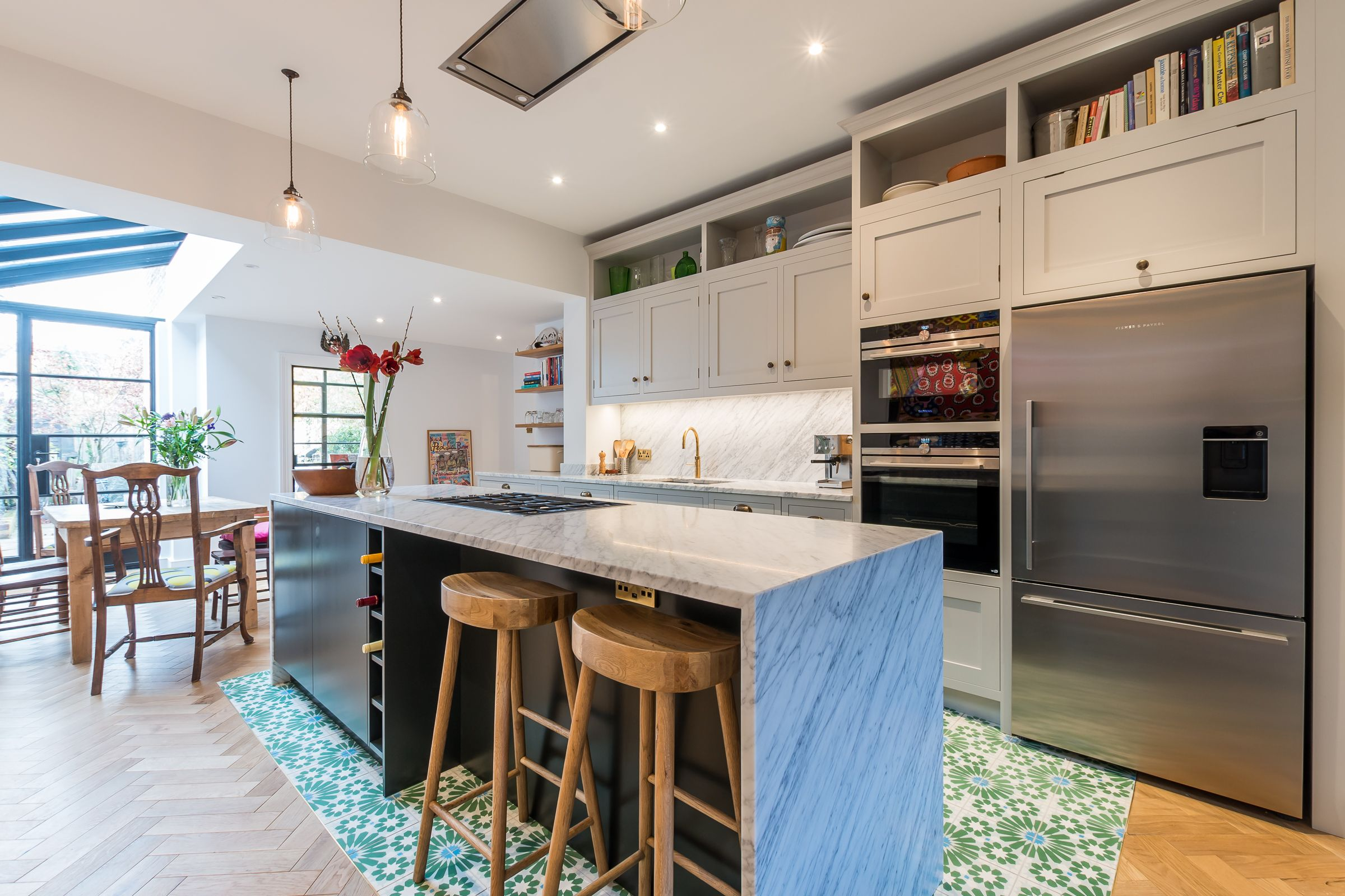 kitchen ideas and inspiration quirky kitchen kitchen london property on kitchen ideas quirky id=53549