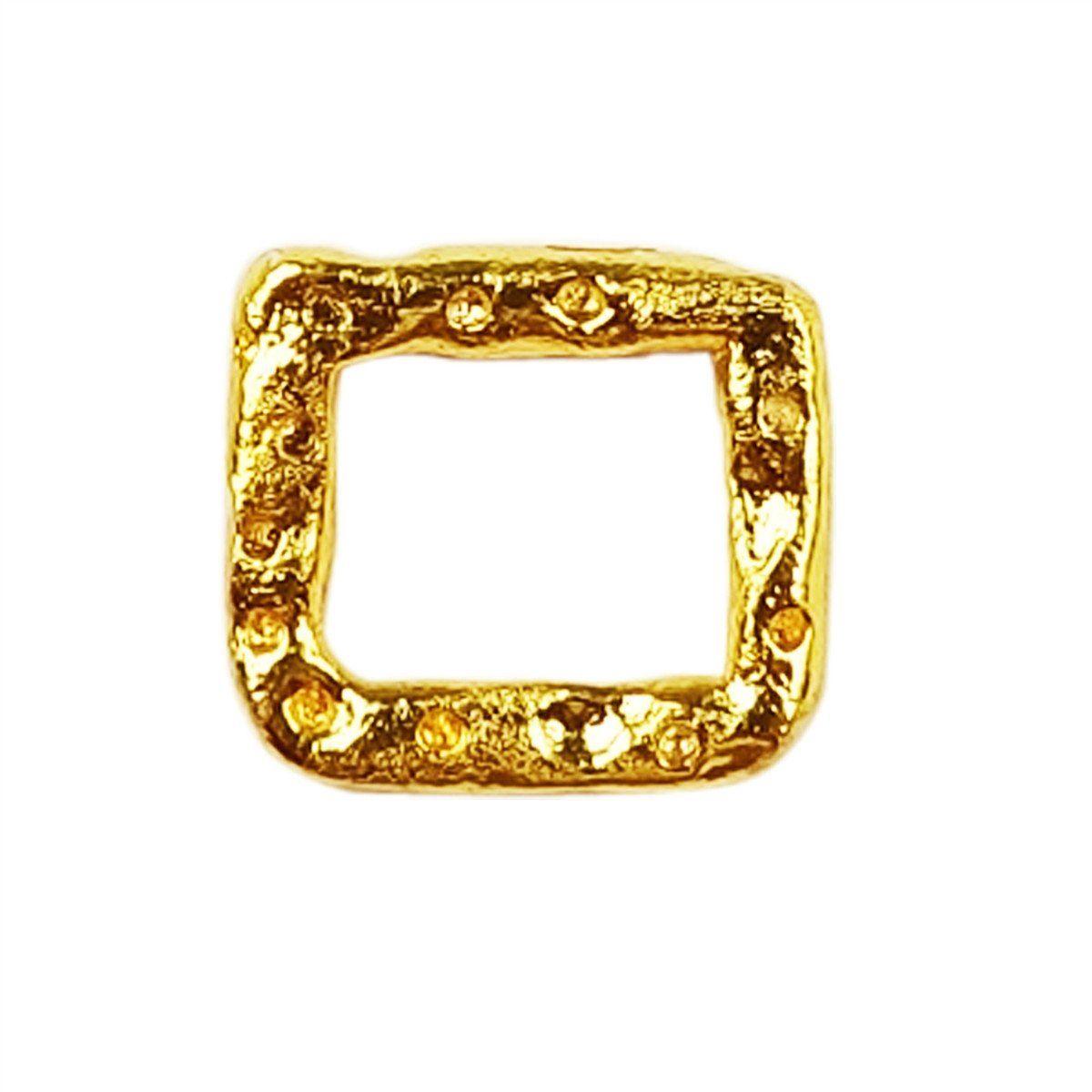 RG-119 18K Gold Overlay Ring Findings