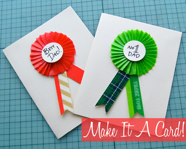 father's day card craft templates