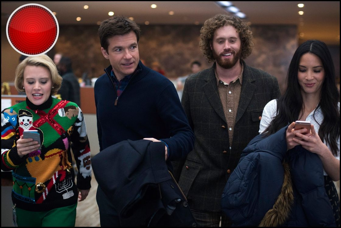 Office Christmas Party movie review: messtivities | FlickFilosopher ...