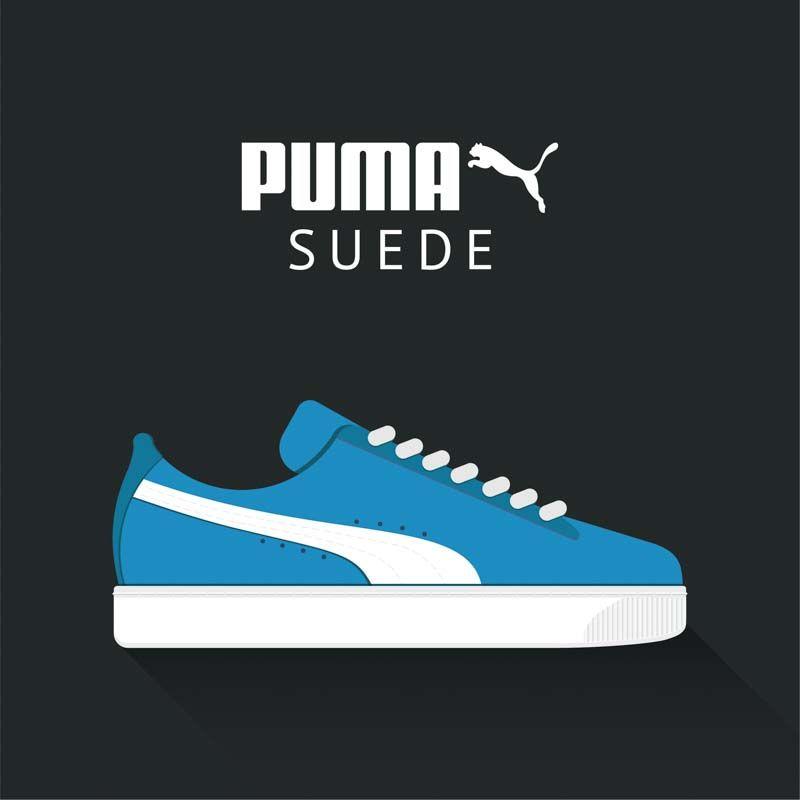 Puma Suede   Graffitis, Portadas word