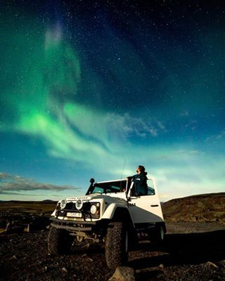4wd Car Rental Iceland S Most Experienced Land Rover Defender