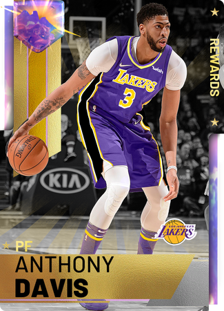 797cc4cf6c8 404) Anthony Davis - NBA 2K19 Custom Card - 2KMTCentral
