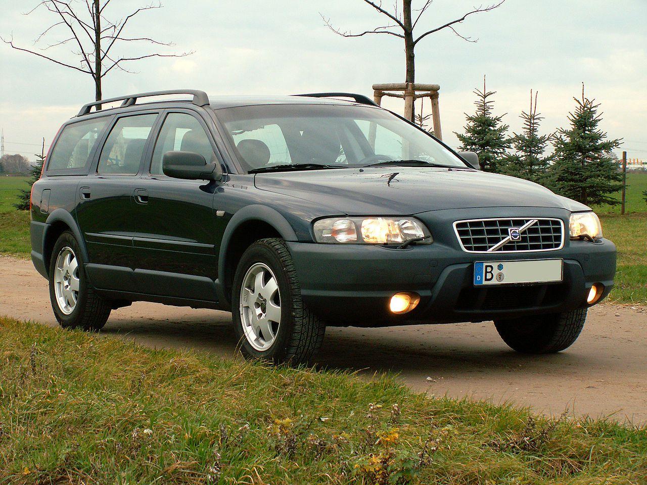 VolvoXC70 - Volvo V70 - Wikipedia, the free encyclopedia
