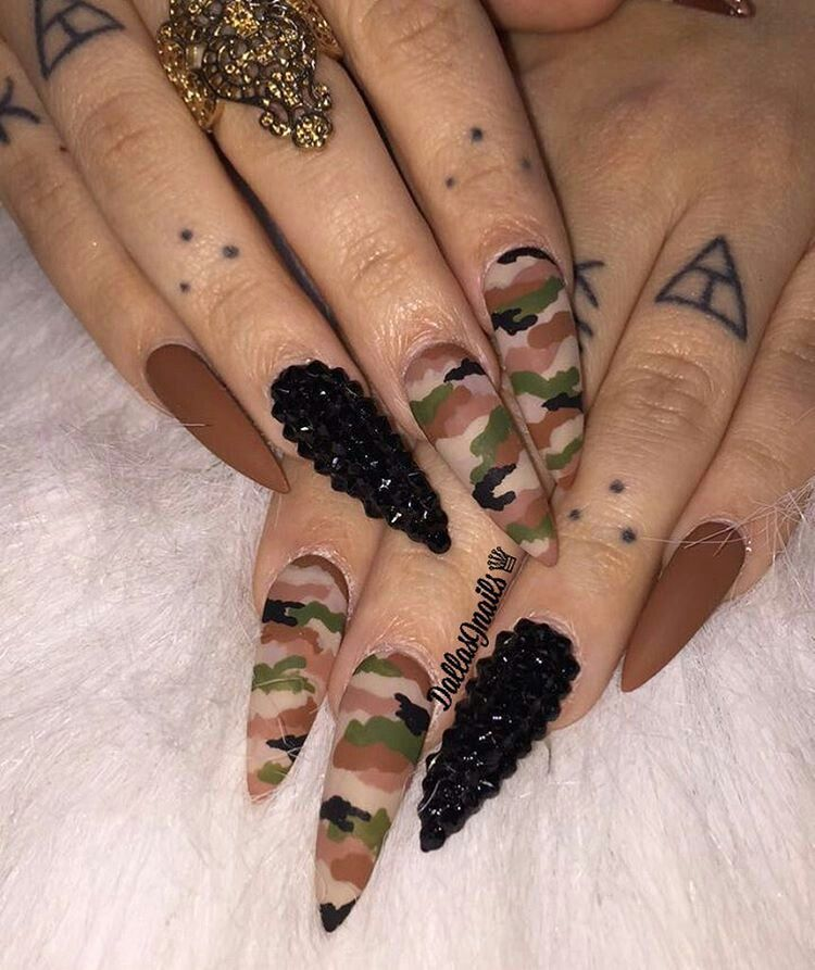 Best 25+ Dope nails ideas on Pinterest | Dope nail designs, Long white nails  and Long nail designs - Best 25+ Dope Nails Ideas On Pinterest Dope Nail Designs, Long