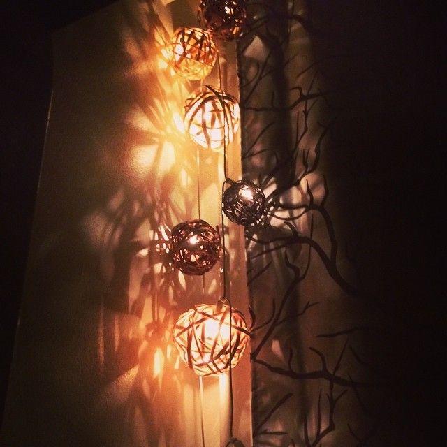 Tuunasin hiukan tylsiä valoja