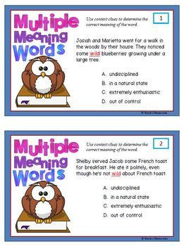 What are some words with multiple meanings which end in -ism?
