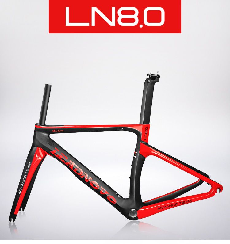 2017 T800 Carbon Road Bike Frame Carbon Frame Cadre Carbone