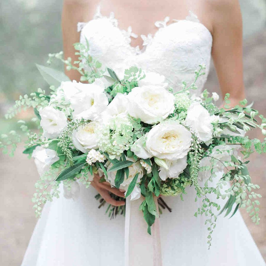 Wedding Flowers Packages Near Me (With images) White