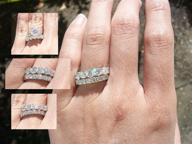 I Recived Sp S Raphael Eternity Ring By Flower12 Luxury Wedding Rings Eternity Ring Rings Cool