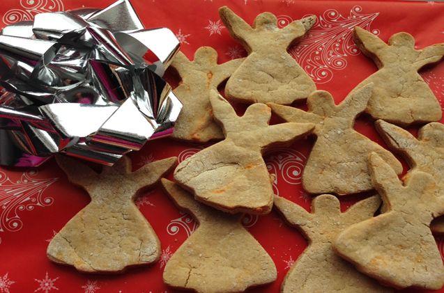 Christmas Cheese Dog Treat Recipe Dog Treat Recipes Homemade