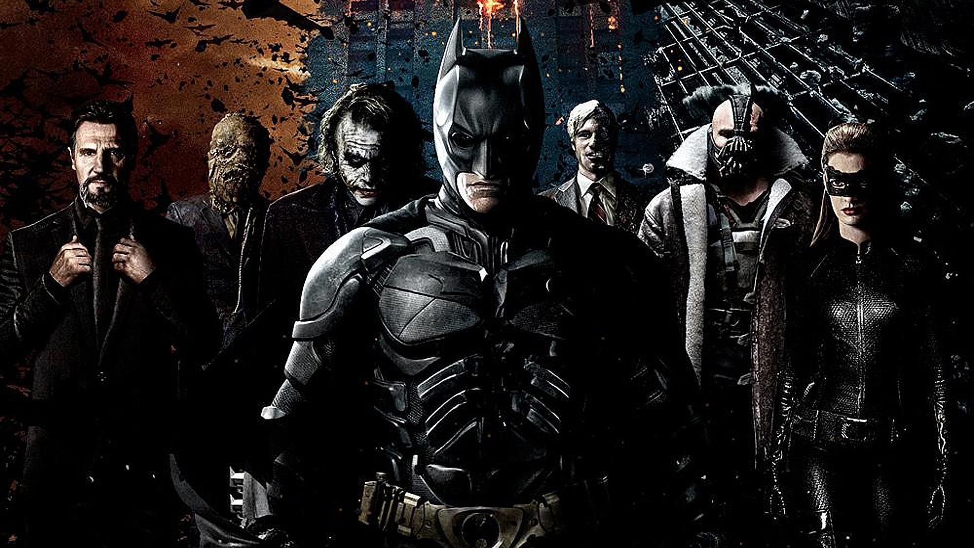 Dark Knight Wallpaper × The Dark Knight Wallpapers HD | HD ...