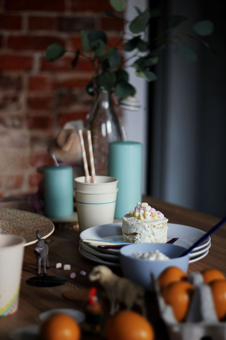 Ostern   Rezept für Zitronen - Kokos - Kuchen mit Raffaelo Täglich Malina   - BLOG   DAILY MALINA -