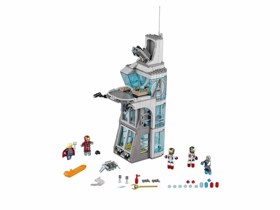 Súper Héroes Avengers #5 Lego-Liverpool es parte de MI vida