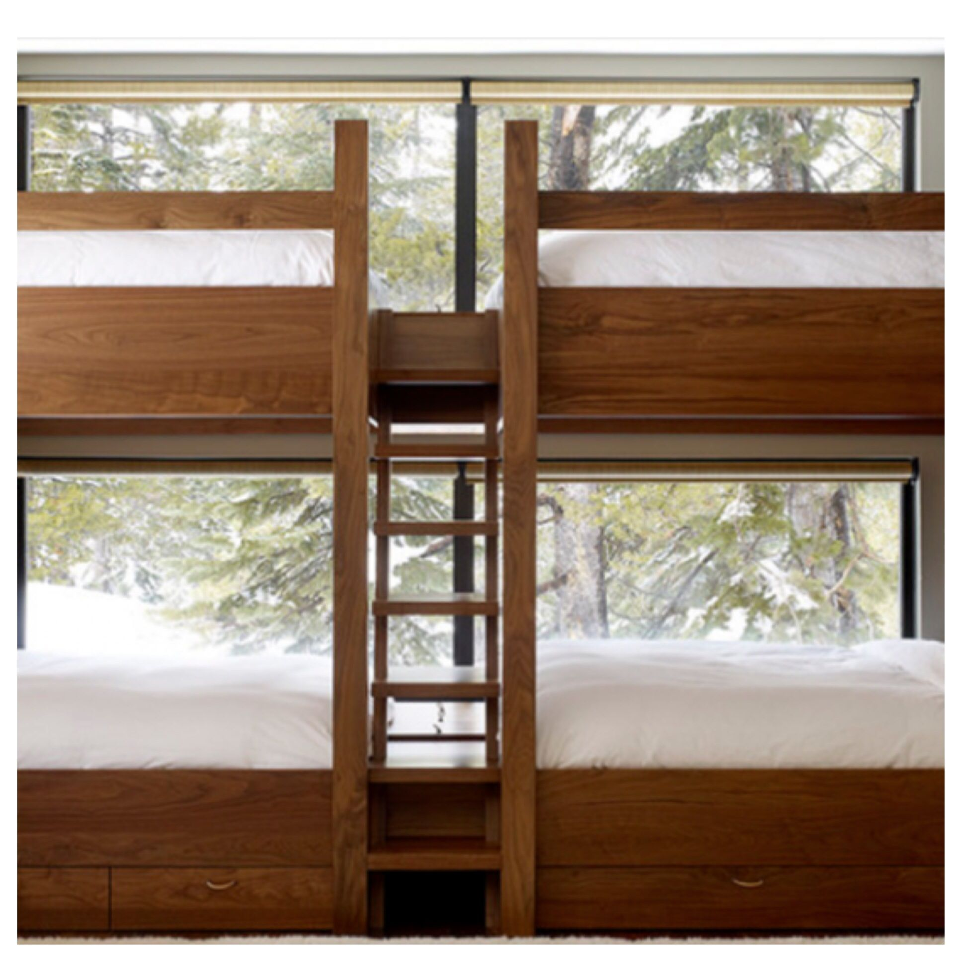 Modern loft bed ideas  beds bunk bed  BedRooms  Pinterest  Bunk bed and Bedrooms