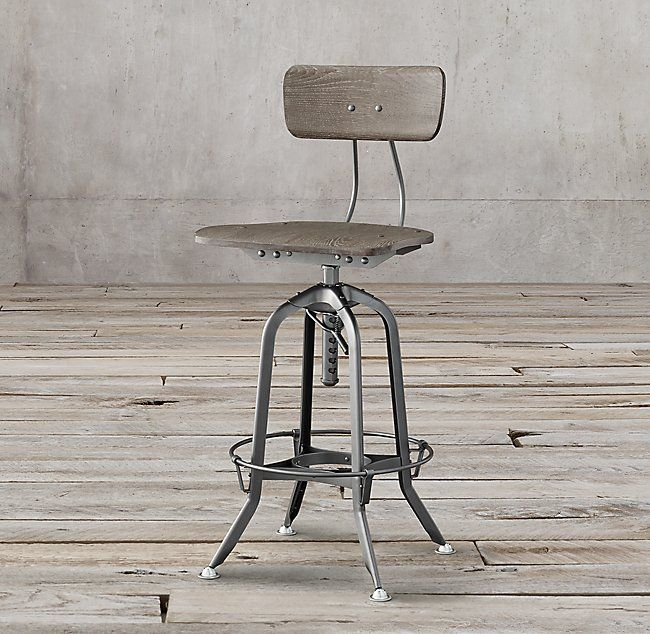 Marvelous 1940S Vintage Toledo Bar Chair Bar Chairs Breakfast Bar Cjindustries Chair Design For Home Cjindustriesco