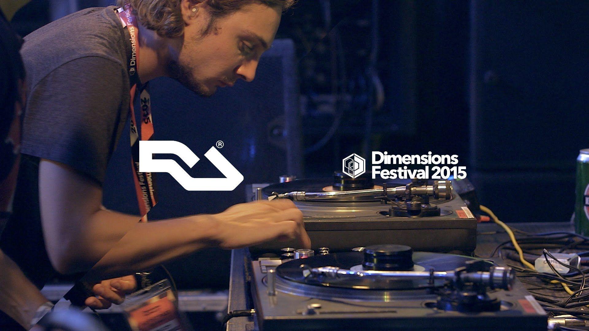 Motor City Drum Ensemble B2b Jeremy Underground Live At Dimensions Ins