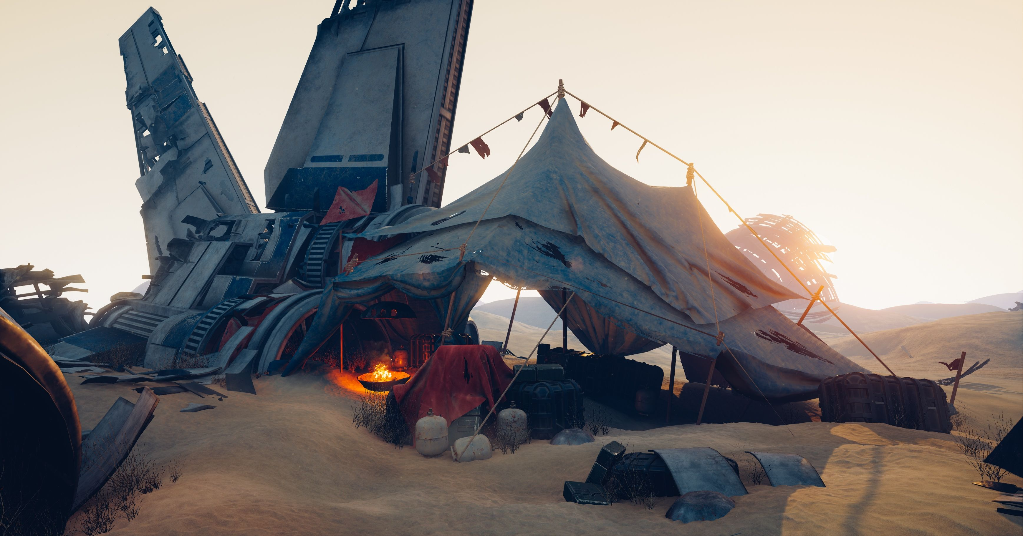 Image result for concept art dessert scifi tent & Image result for concept art dessert scifi tent | Sci-Fi Desert ...