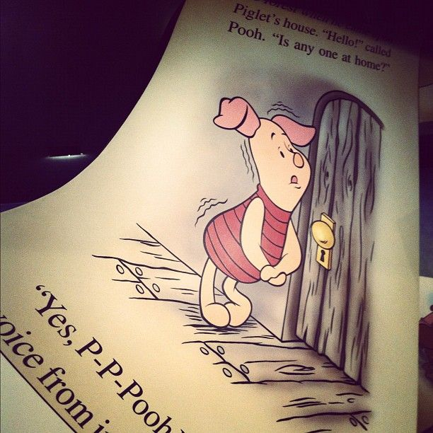 Piglet  - @shuen_- #webstagram