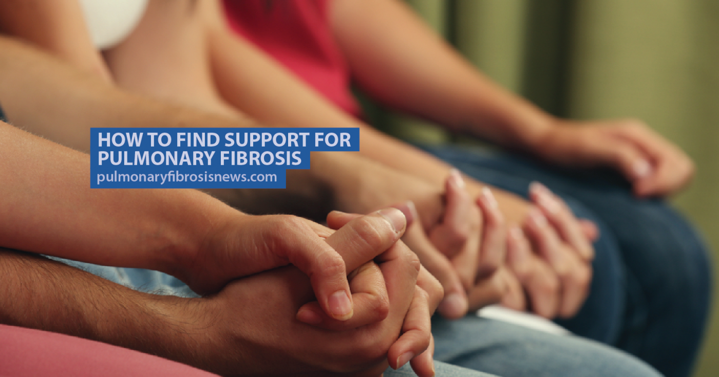 How to Find Support for Pulmonary Fibrosis Group therapy
