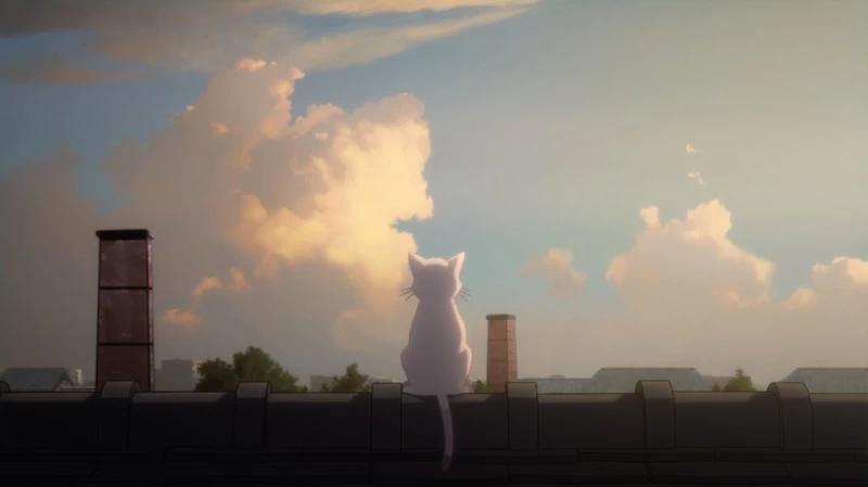 ヨルシカの世界観で表現した 泣きたい私は猫をかぶる 主題歌 花に亡霊 Mvを公開 2020 ヨルシカ 亡霊 アニメの描き方