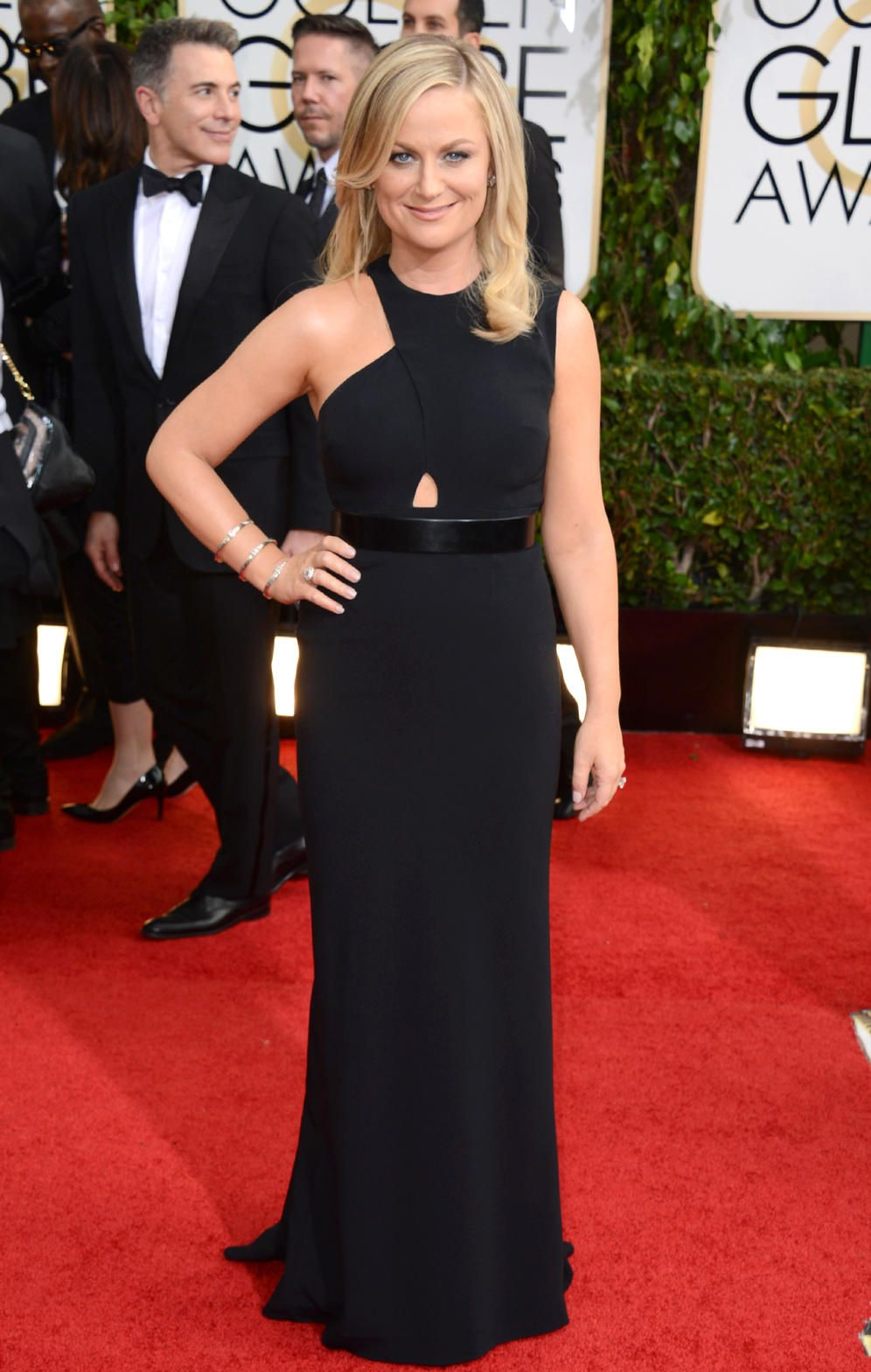 Amy Poehler - Golden Globes 2014