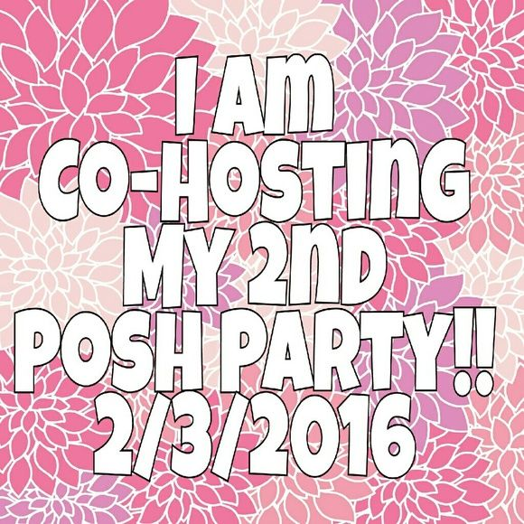 Get Excited!!!! I will be hosting my 2nd Posh Party 2/3/2016!! I will be updating the theme when it becomes available!! I am looking for Posh Rule Compliant closets, and for those who have not had a host pick. Please do not tag me in listings, let me know in the comments if you would like me to peek at your closet!! lululemon athletica Bags