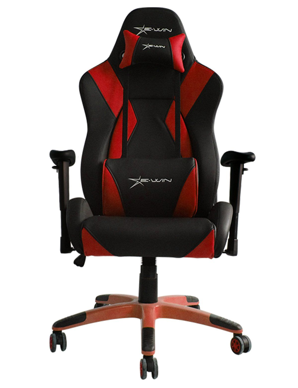 ewin chair hero series ergonomic computer highback executive gaming office chair with pillows