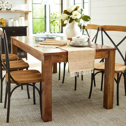 Parsons Java Dining Tables Dining Table Modern Dining Room
