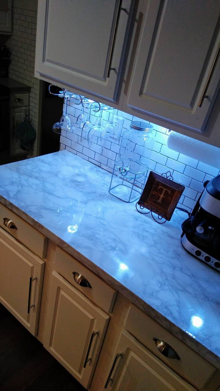 Isaiash39046 Added A Photo Of Their Purchase Faux Marble