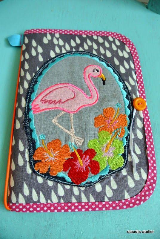 Claudis Atelier: Flamingo-♥ und Zeeland...