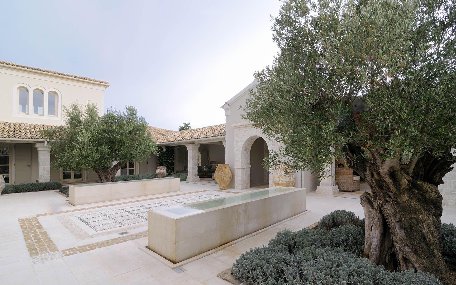 Luxury Villa, Cassiopeia House, Corfu, Greece, Europe