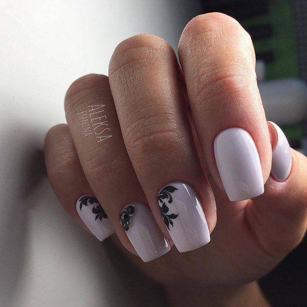 Дизайн Ногтей 2017 | Uña | Pinterest | Manicure, Purple nail designs ...