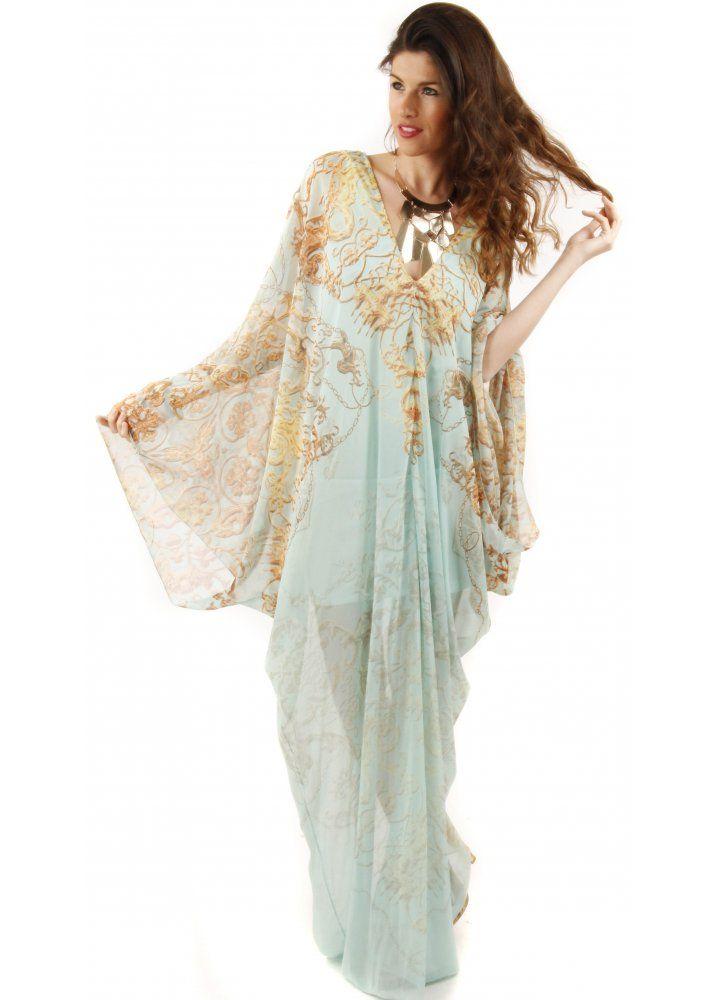 3e1bbaffb14 Kaftan Dress