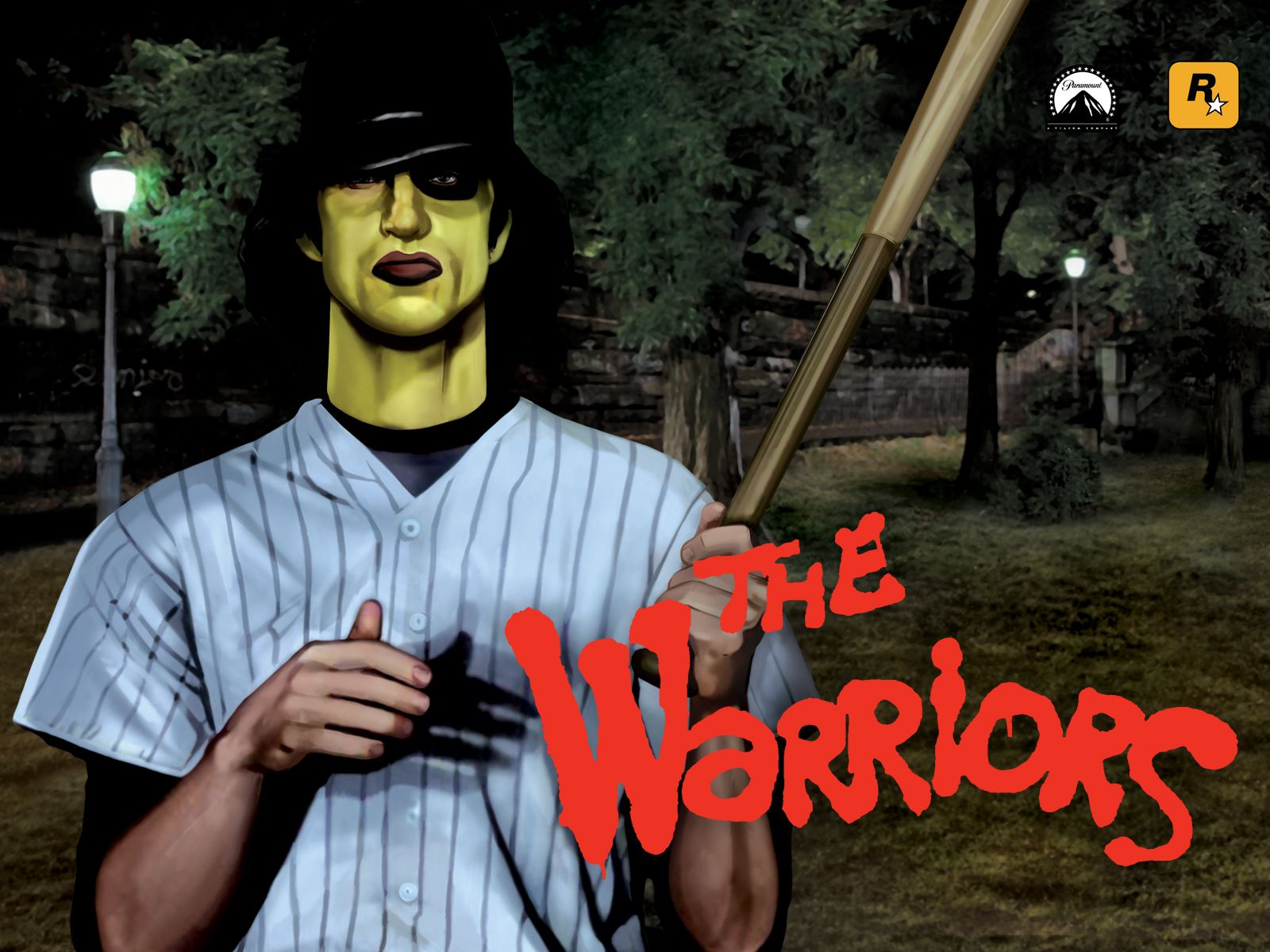 The Warriors Baseball Furies Warrior Movie Warrior The Warriors Baseball Furies